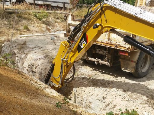 Excavation Red Hill